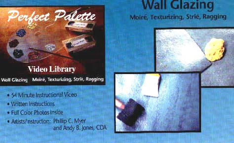 Myers & Jones: 11004 - Wall Glazing