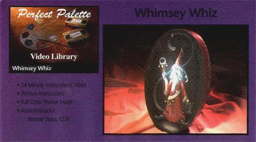Stout, Bonnie: 11008 - Whimsey Whiz