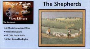 Harrington, Norma: 11019A - The Shepherds