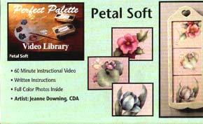 Downing, Jeanne: 11020A - Petal Soft