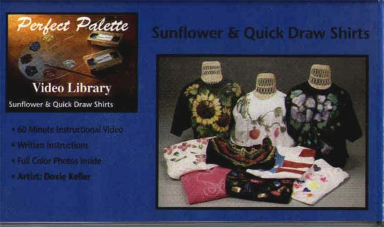 Keller, Doxie: 11024 - Sunflower and Quick Draw Shirts