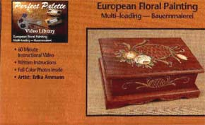 Ammann, Erika: 11041 - European Floral Multi Load