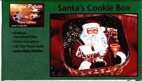 Ulvilden, Pipka: 11042 - Santa's Cookie Box