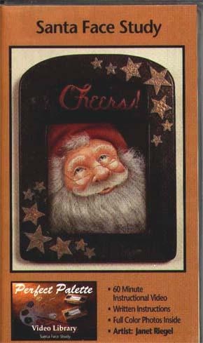 Riegel, Janet: 11055 - Santa Face Study