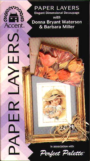 Waterson, Donna Bryant: 11105 - Paper Layers, Elegant Dimensional