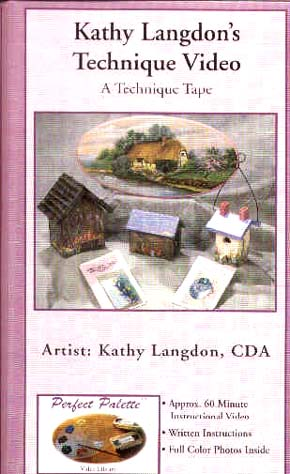 Langdon, Kathy: 11122 - Langdon's Techniques I
