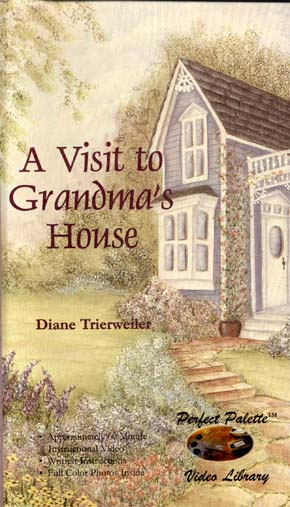 Trierweiler, Diane: 11132 - Grandma's House