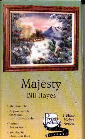 Hayes, Bill: 11153 - Majesty