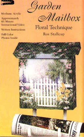 Stallcup, Ros: 11162 - Garden Mailbox