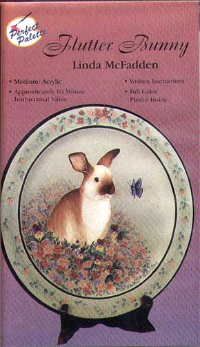 McFadden, Linda: 11172 - Flutter Bunny