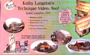 Langdon, Kathy: 11174 - Langdon's Techniques Too!