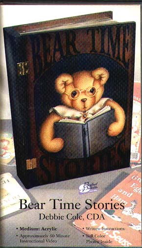 Cole, Debbie: 11183 - Bear Time Stories