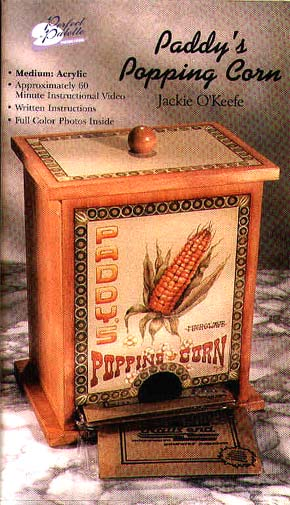 O'Keefe, Jackie: 11184 - Paddy's Popping Corn Box