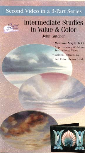 Gutcher, John: 11186 - Intrm. Studies in Value & Color Pt 2