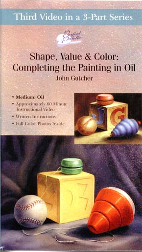 Gutcher, John: 11187 - Shape, Value & Color Pt. 3