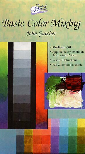 Gutcher, John: 11188 - Basic Color Mixing