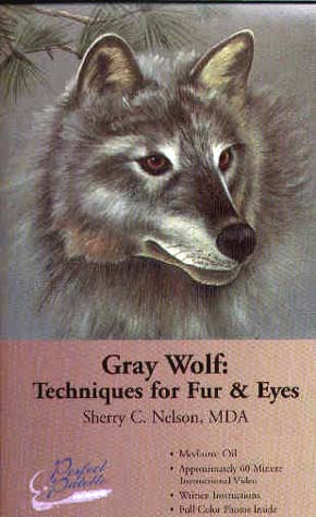 Nelson, Sherry: 11206 - Gray Wolf