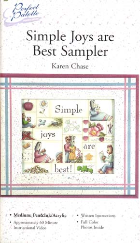 Chase, Karen: 11211 - Simple Joys are Best, Sampler