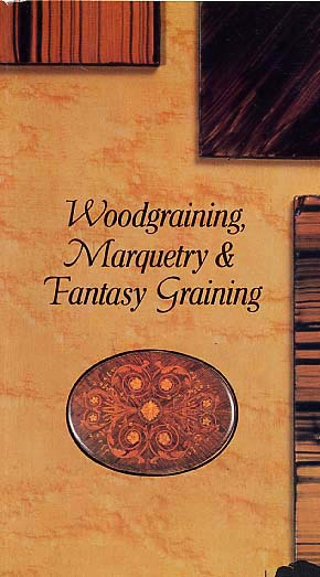Day Studio Videos: 9602 - Woodgrain Marquetry Fantasy Graining