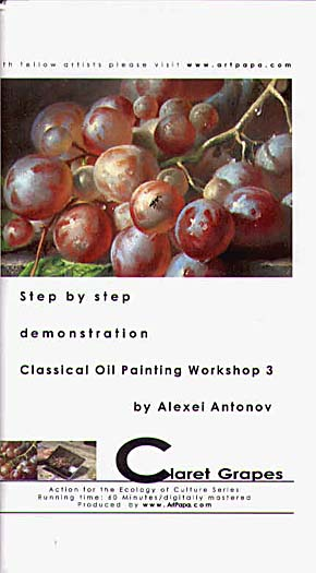 Antonov, Alexei: AA03 - Claret Grapes