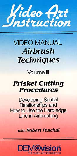 Paschal, Robert: ABT03 - Frisket Cutting Procedures