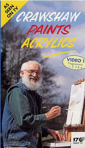 Cranshaw, Alywn: ACPA1 - Crawshaw Paints Acrylics 1