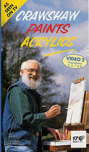Cranshaw, Alywn: ACPA2 - Crawshaw Paints Acrylics 2