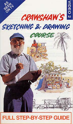 Crawshaw, Alwyn: ACS02 - Sketching & Drawing Pt.2