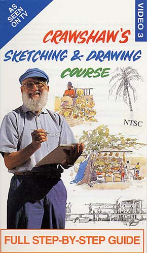 Crawshaw, Alwyn: ACS03 - Sketching & Drawing Pt.3