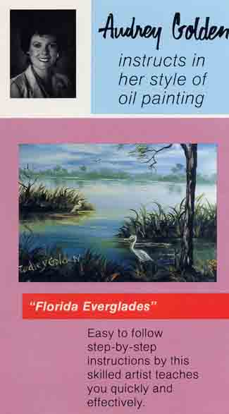 Golden, Audrey: AG02 - Florida Everglades