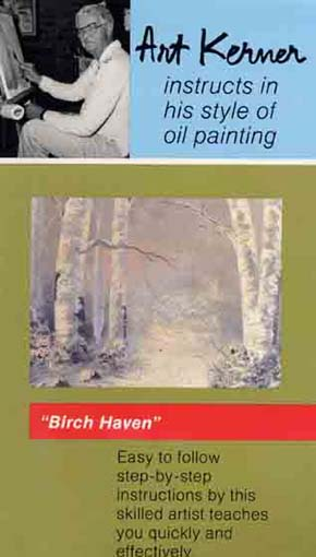 Kerner, Art: AK04 - Birch Haven
