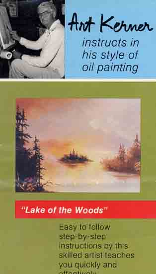 Kerner, Art: AK06 - Lake of the Woods