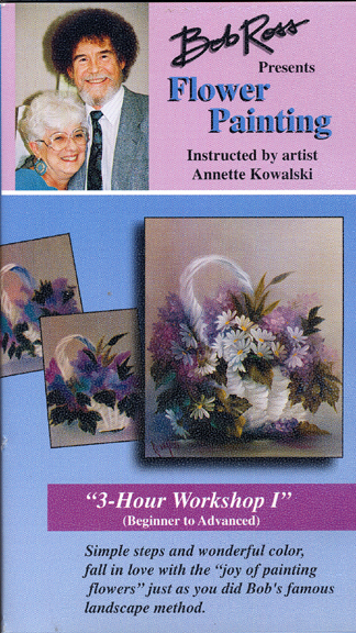Kowalski, Annette: AKW1 - Flower Painting Workshop
