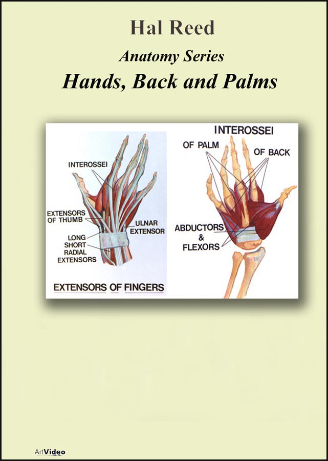 Reed, Hal: AN1718 - Hands, Back and Palms