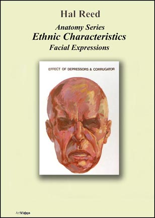 Reed, Hal: AN2728 Ethnic Characteristics, Facial Expressions