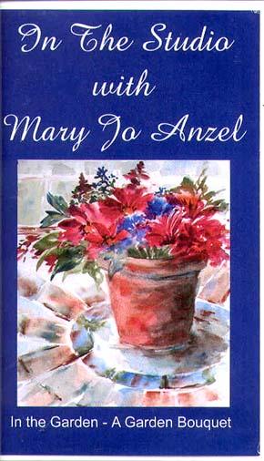 Anzel, Mary Jo: ANZ1 - A Garden Bouquet