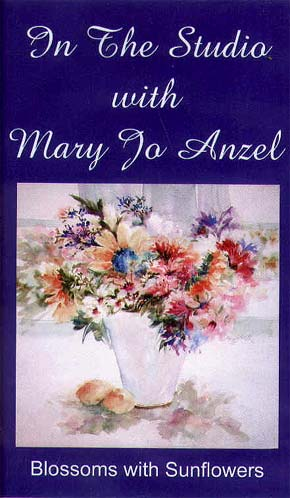 Anzel, Mary Jo: ANZ2 - Blossoms with Sunflowers