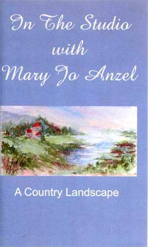 Anzel, Mary Jo: ANZ3 - A Country Landscape