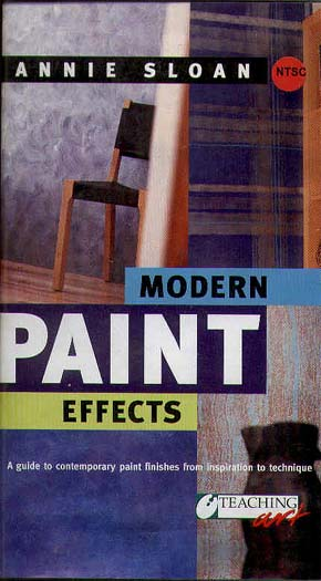 Sloan, Annie: ASL01 - Modern Paint Effects