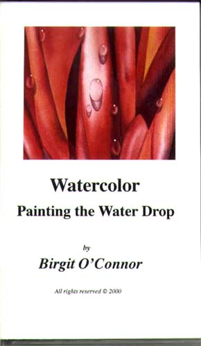 O'Connor, Birgit: BC05 Painting the Water Drop