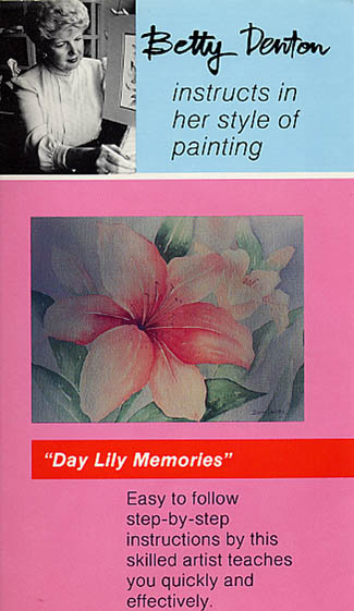Denton, Betty: BD03 - Day Lily