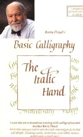 Floyd, Barry: BF01 - Basic Calligraphy