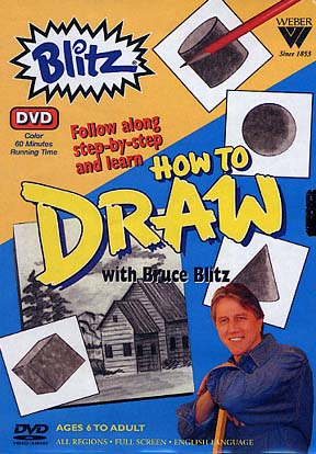 Blitz, Bruce: BLTZ6 - How to Draw