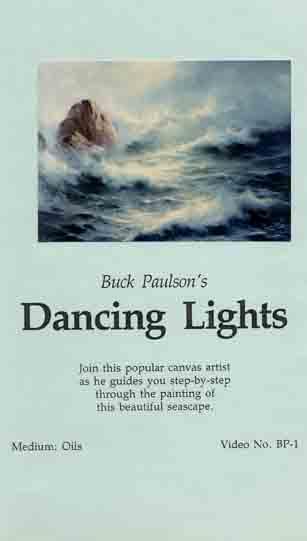 Paulson, Buck: BP01 - Dancing Lights (Seascape)