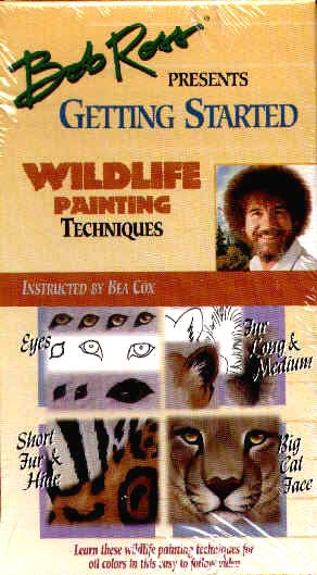 Cox, Bea: BR10 - Wildlife Painting Techniques