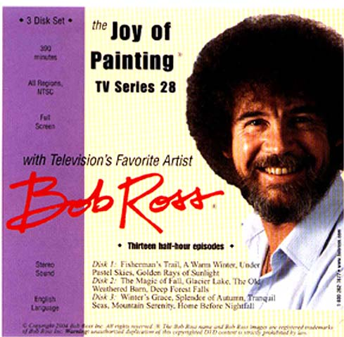 Ross, Bob: BR281 - Joy of Painting Series 28 Pt.1