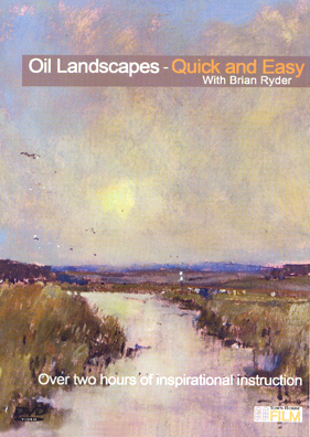 Ryder, Brian: BRR04 - Oil Landscapes, Quick and Easy