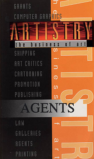 Business of Art: BUS605 - Artist&#039;s Agents