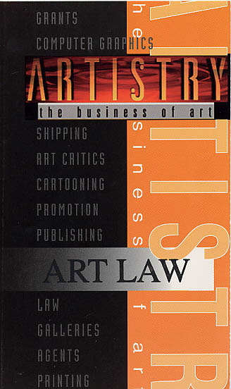 Business of Art: BUS606 - Art Law