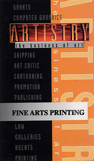 Business of Art: BUS612 - Fine Art Printing